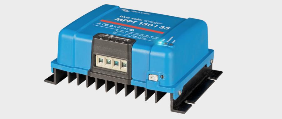 Régulateur de charge solaire MPPT 150/35A Victron Energy