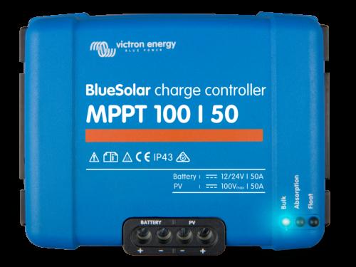 régulateur de charge solaire BleuSolar 100/50A