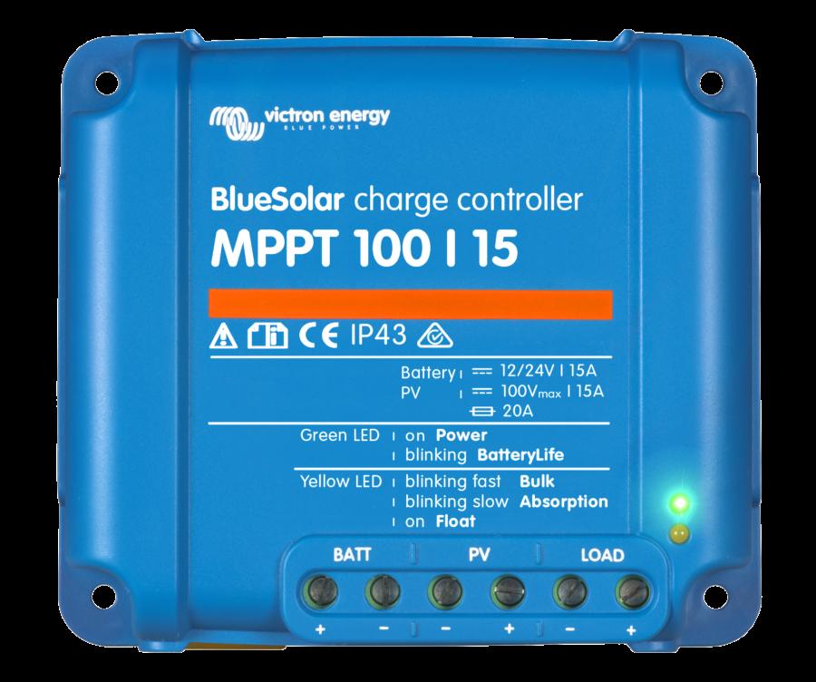 régulateur de charge MPPT 100/15