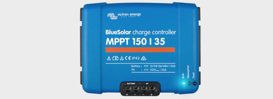 régulateur de charge MPPT 150/35A