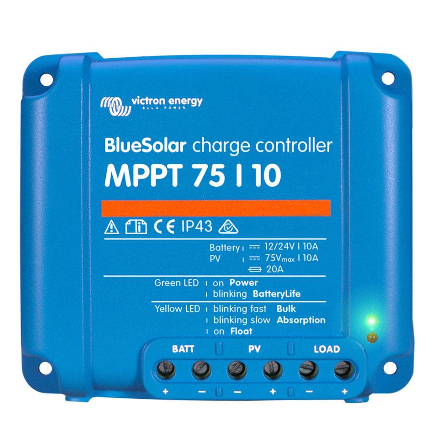 régulateur-solaire-mppt-75-10a-victron-energy