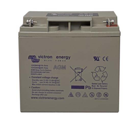 batterie solaire AGM 14Ah
