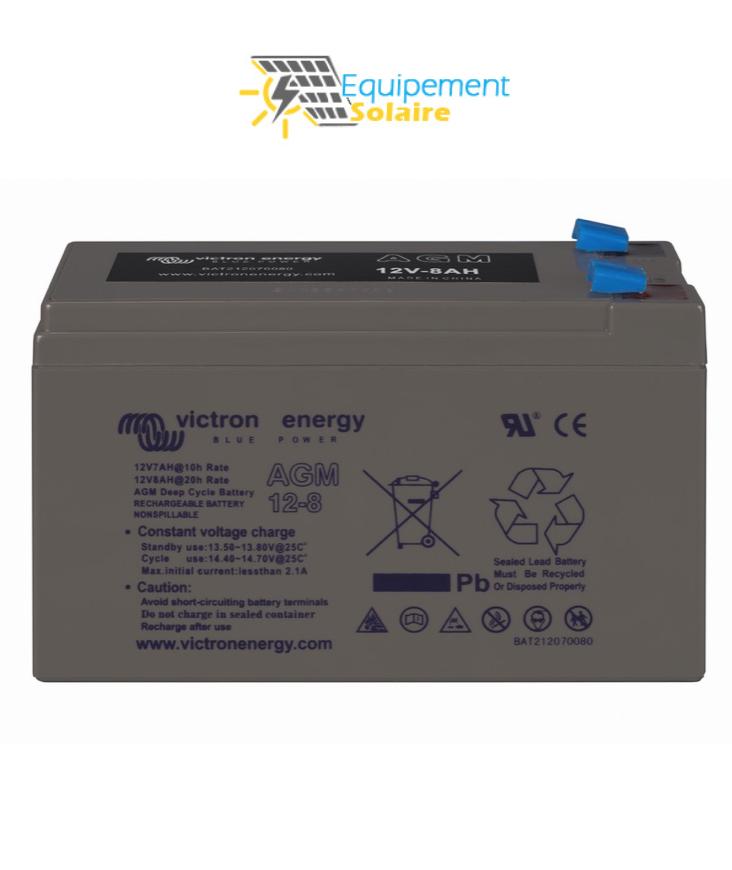 batterie AGM 8Ah Victron Energy