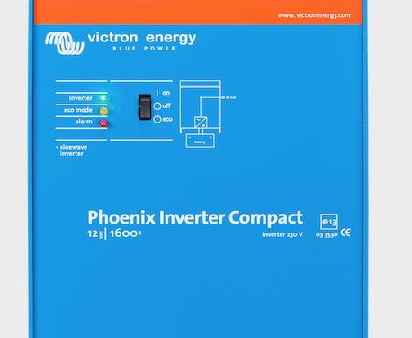 Convertisseur-Phoenix-Compact 12V 1600VA Pur-Sinus-victron-energy
