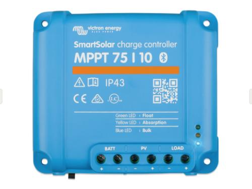Régulateur de charge solaire SmartSolar 75/10A