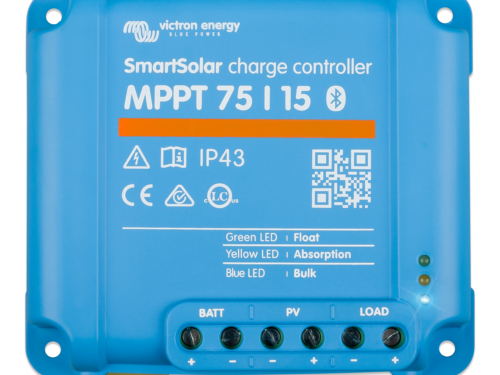 Regulateur-solaire-mppt-75/15a-SmartSolar-victron-energy