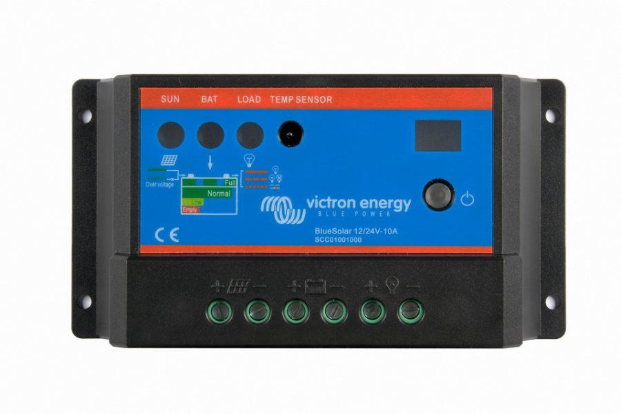 regulateur-de-charge-solaire-10A-victron-energy