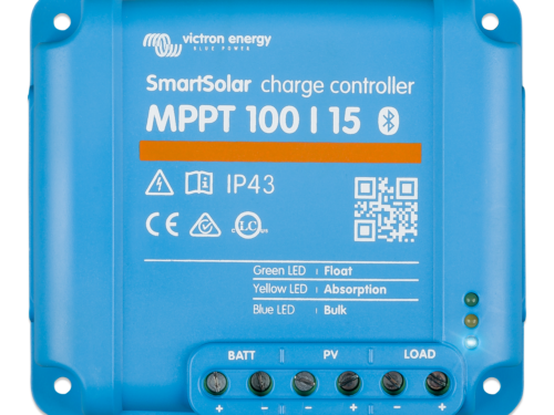 régulateur solaire SmartSolar-MPPT-100-15A