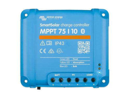 régulateur-solaire-mppt-75-10a-smartsolar-victron-energy