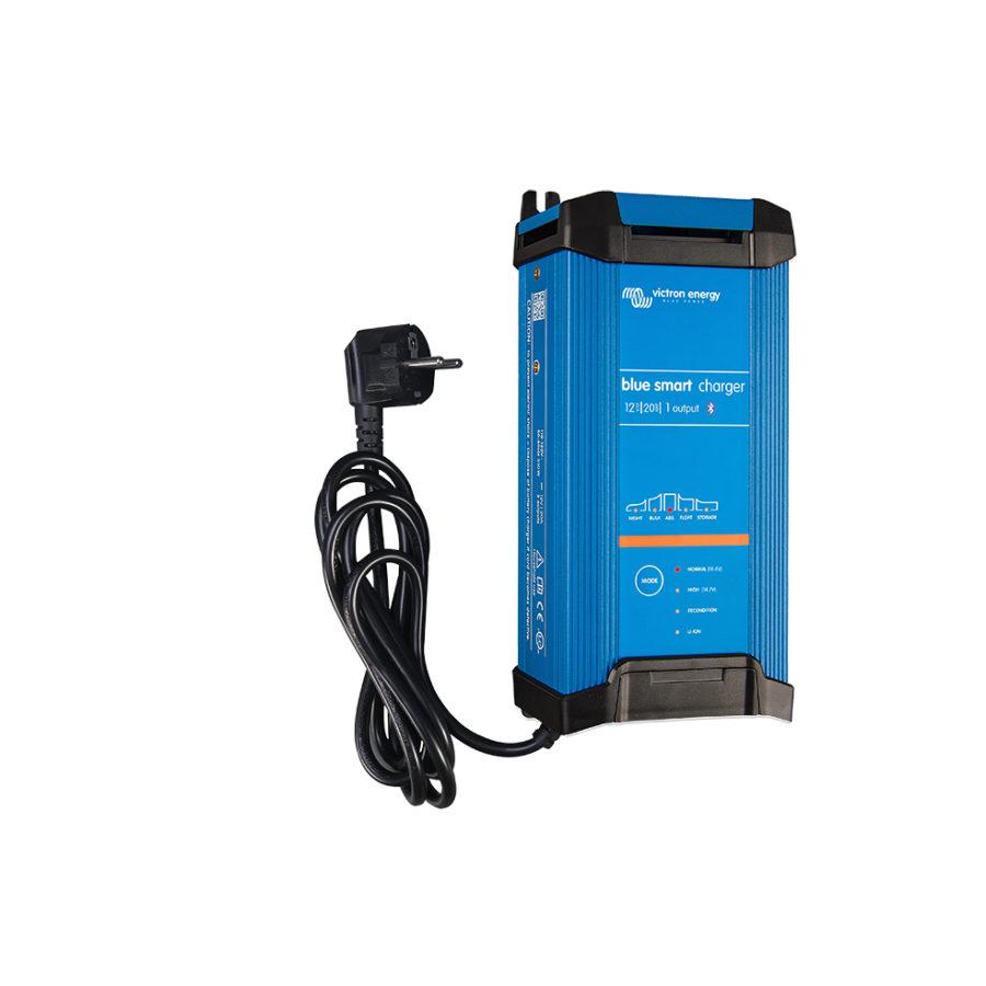 Chargeur de batterie solaire IP22-12V-20A-1-Sortie -Victron Energy.