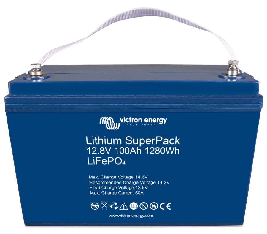batterie-solaire-lithium-100ah-12,8v-victron-energy.