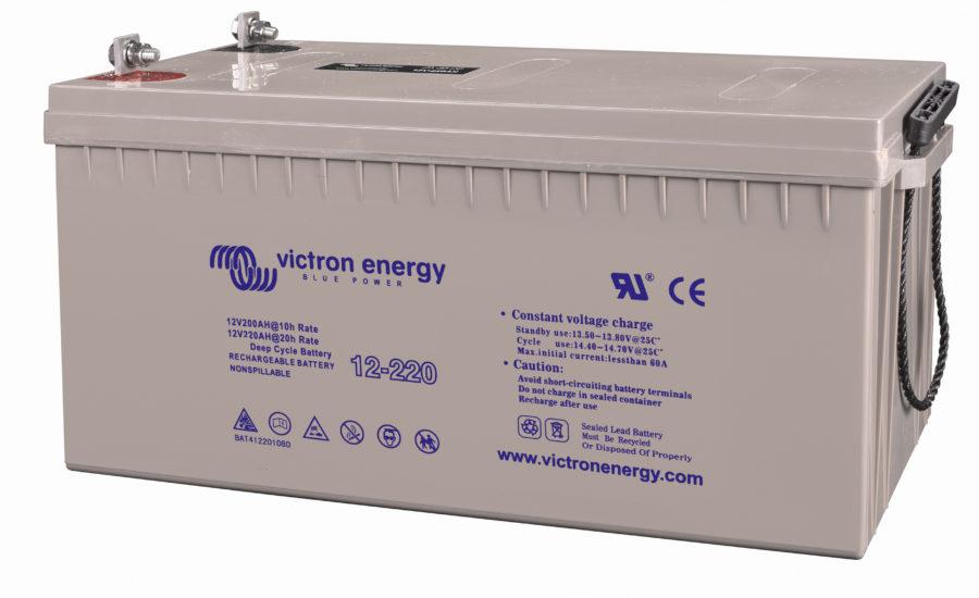batterie-solaire-gel-220V-12v-étanche-victron-energy.