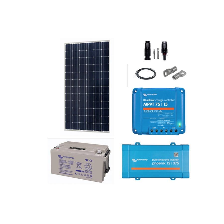 kit-solaire-autonome-175w-12v-complet