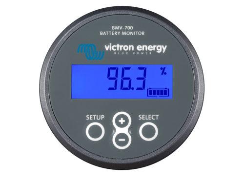 Contrôleur-moniteur de batterie BMV-700 de victron energy