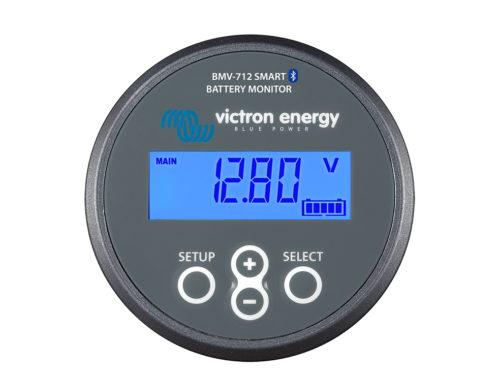 Contrôleur-moniteur de batterie BMV-712 Smart victron energy