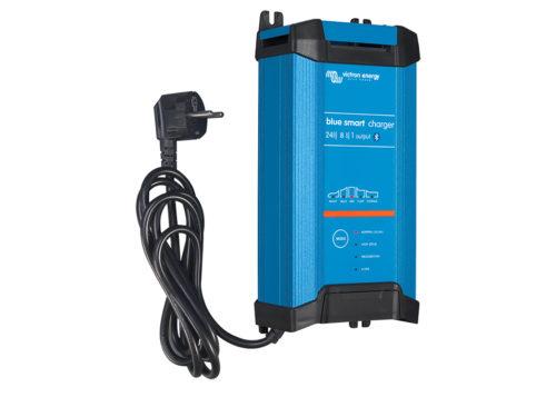 Chargeur de batterie solaire IP22-8A-24V-1-sortie Victron Energy