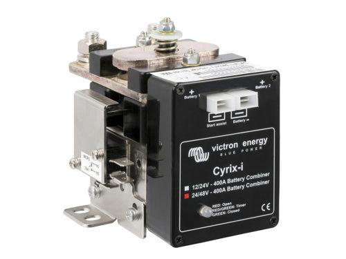Coupleur de batterie cyrix-i-12V-24V-400A Victron Energy.