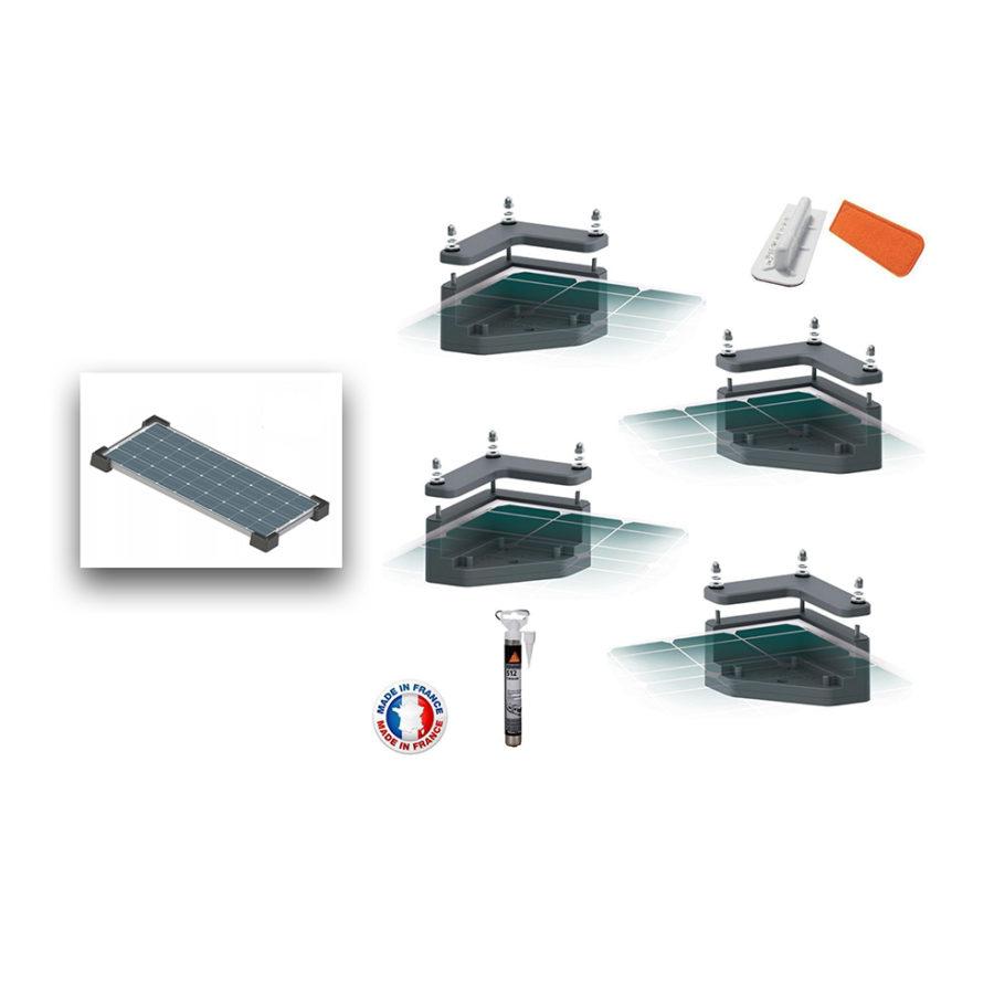 fixation-panneau-solaire-unitek-C35-pour-camping-car-fourgon