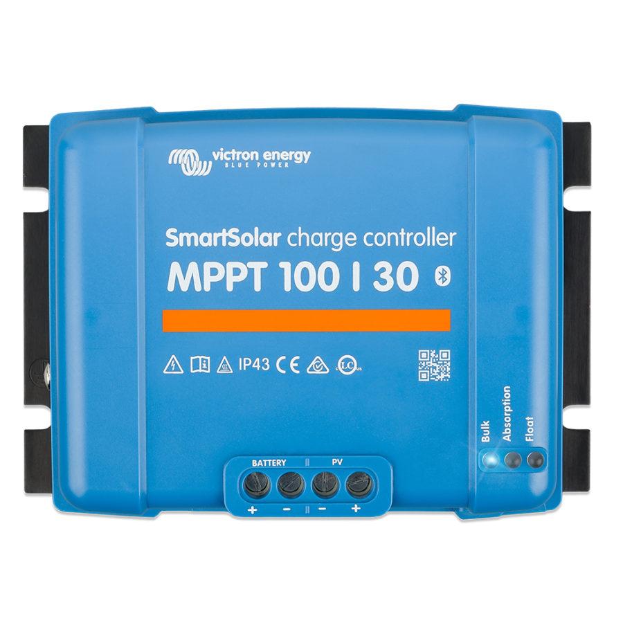 régulateur-solaire-smart-solar-100-30-a-victron-energy