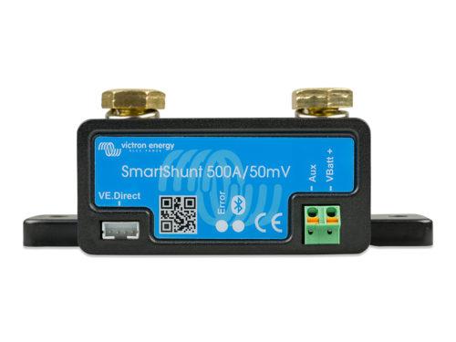 moniteur-de-batterie-500A-50MV-smartshunt-victron-energy