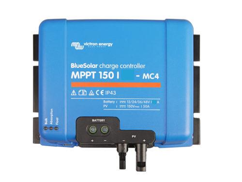 Régulateur solaire MPPT 150/45-MC4-SmartSolar de Victron Energy