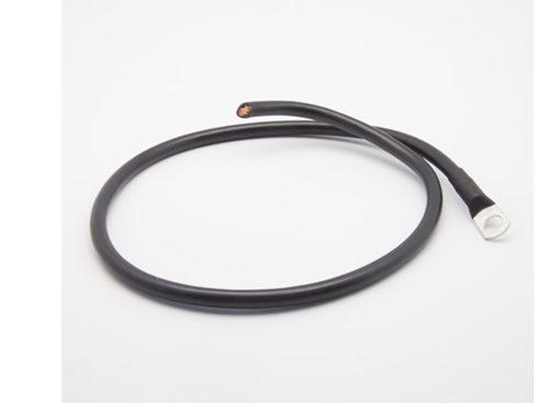Câble-solaire-25mm² 5m - liaison-entre batterie solaire et convertisseur