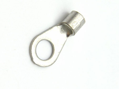 Cosse plâtre trou 8-10mm² à sertir pour borne de batterie