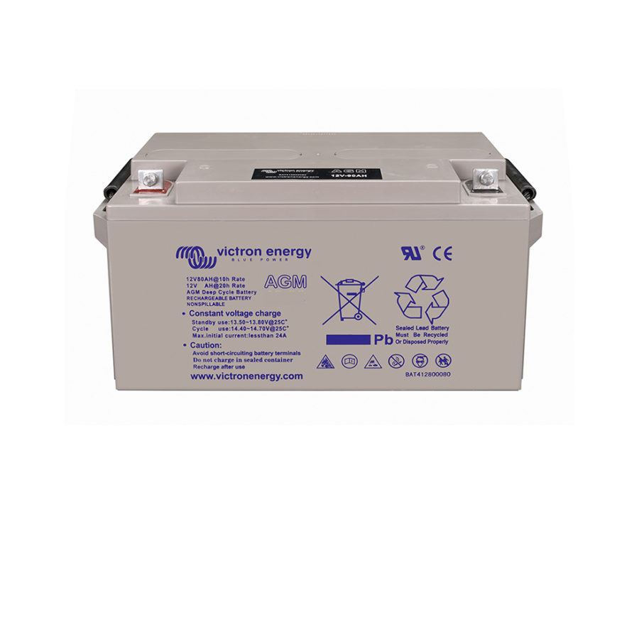 Batterie-solaire-AGM-66Ah-12V-Étanche-Victron-Energy