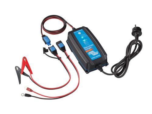 Chargeur de batterie IP65 12V/10A blue smart de Victron Energy