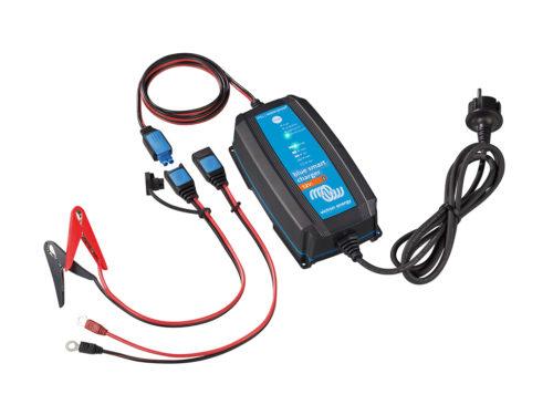 Chargeur de batterie IP65 12V/25A blue smart de Victron Energy