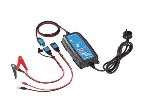 Chargeur de batterie IP65 12V/4A blue smart de Victron Energy