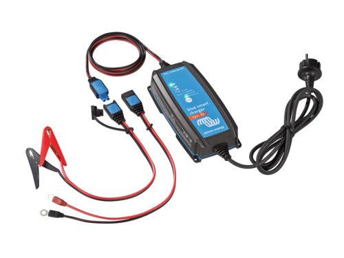 Chargeur de batterie IP65 12V/7A blue smart de Victron Energy