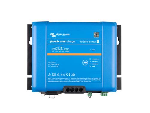 Chargeur de batterie IP43 12V/50A-3 Phoenix Smart Victron Energy