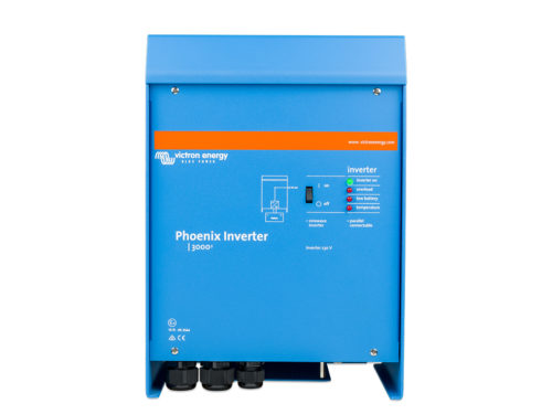 Convertisseur Phoenix 12V/3000VA compact pur-sinus Victron Energy