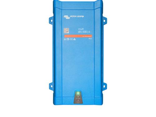Convertisseur chargeur Multiplus 48V-230V/500VA/6-16 Victron Energy