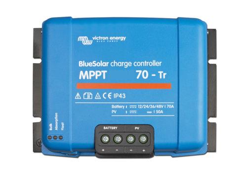 Régulateur solaire MPPT 250/70-Tr VE-CAN BlueSolar Victron Energy.