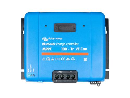 Régulateur solaire MPPT 250/100-Tr VE-CAN BlueSolar Victron Energy.